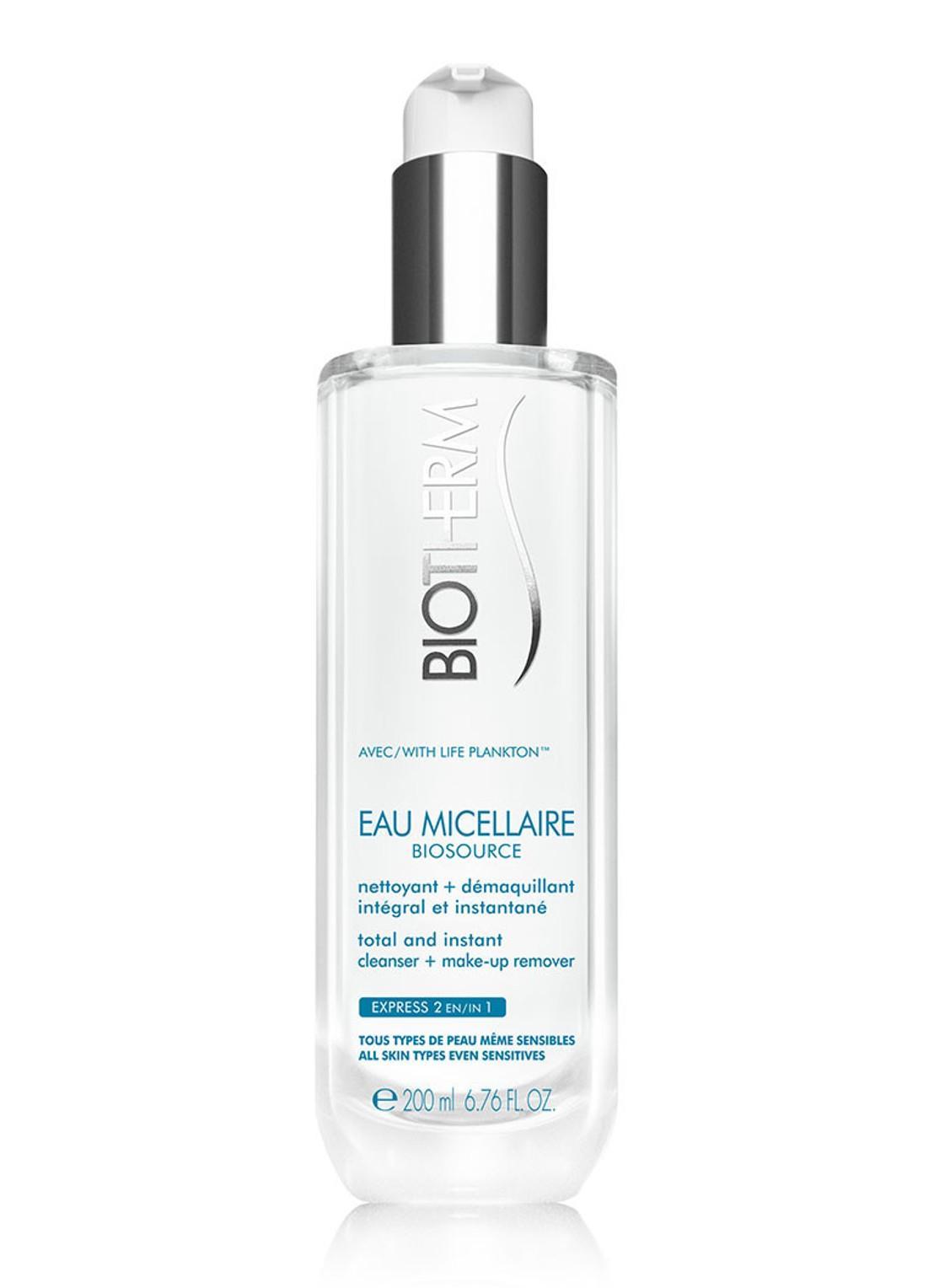 Biosource Eau Micellaire voor ieder huidtype(400 ml)