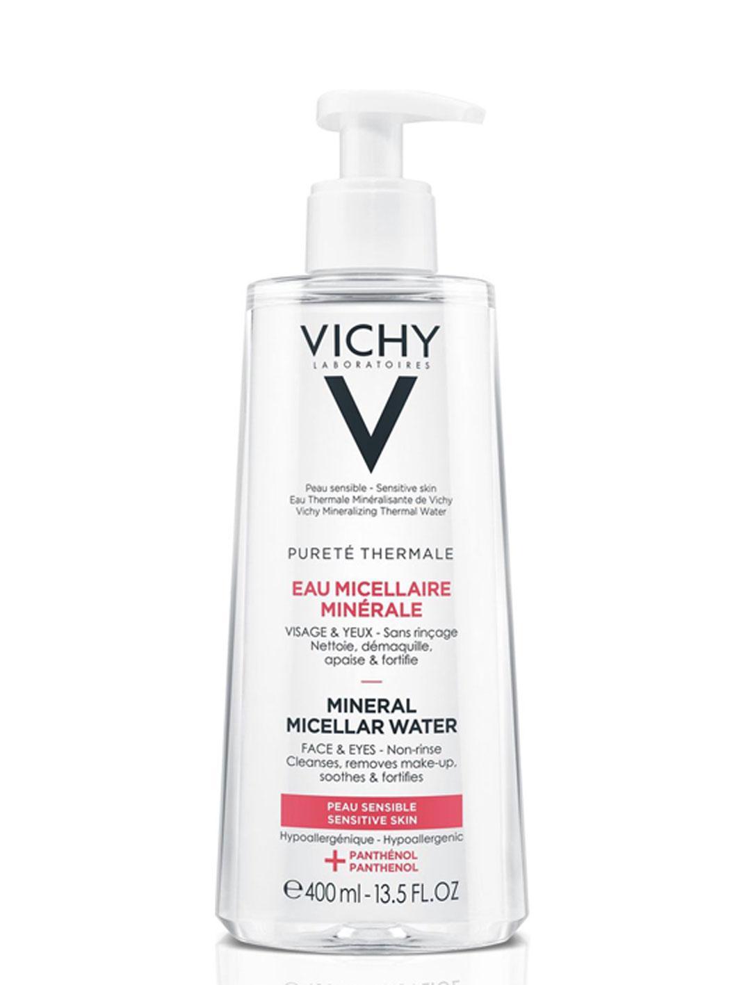 Pureté Thermale Micellair Water voor de gevoelige huid (400 ml)