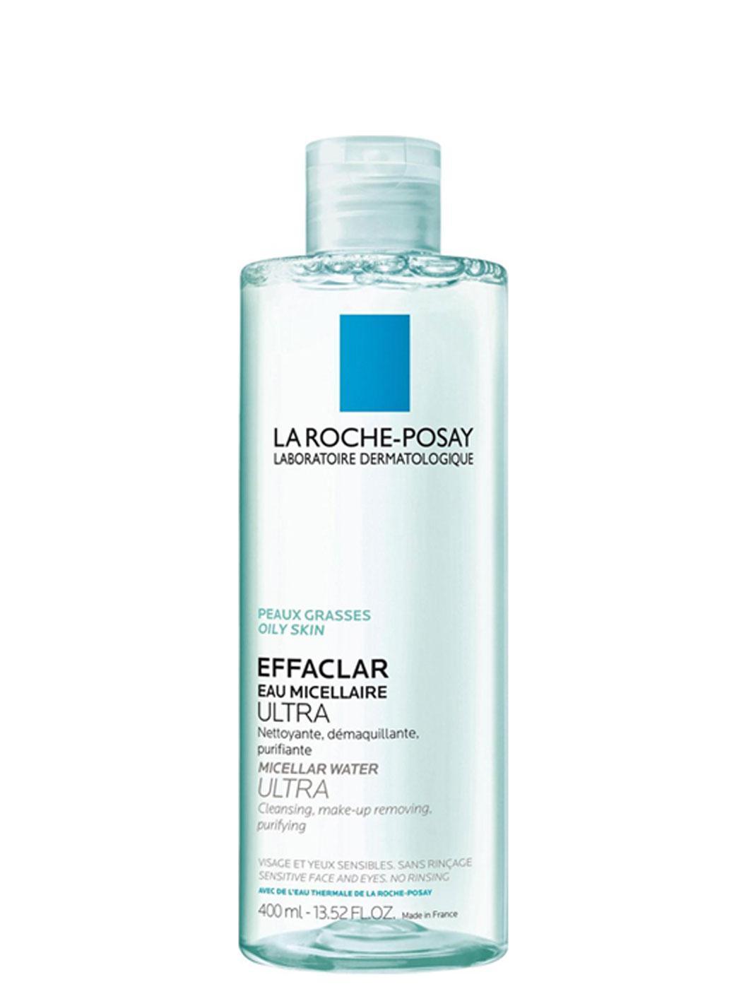 Effaclar Micellair Water voor de vette huid (400ml)
