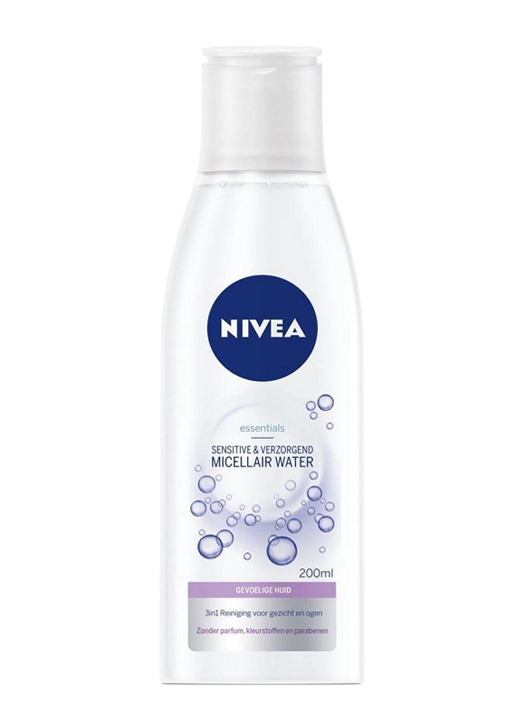 Verzorgend micellair water voor de gevoelige huid (200 ml)