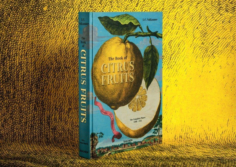 The Book of Citrus Fruits