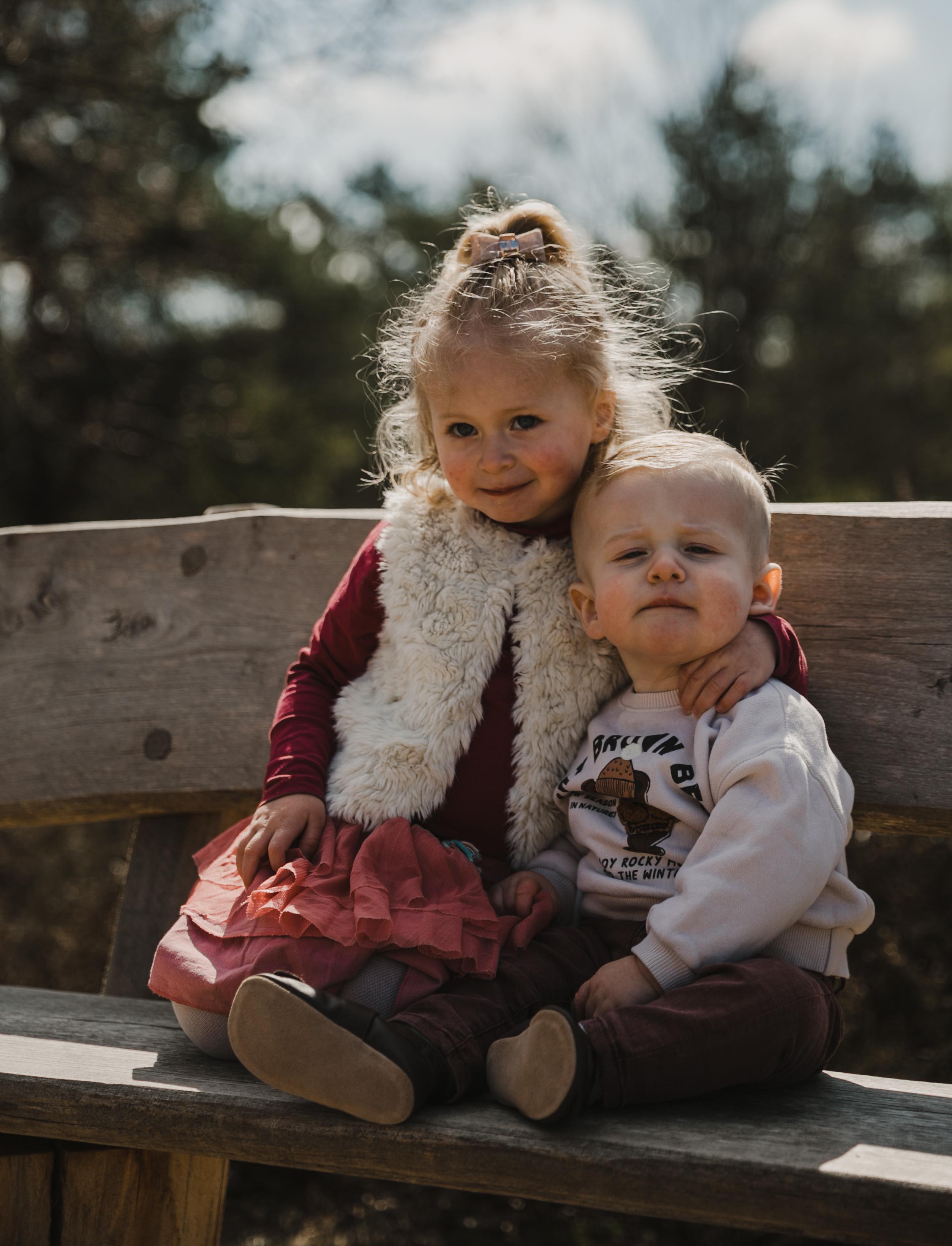 Le frère et sa soeur