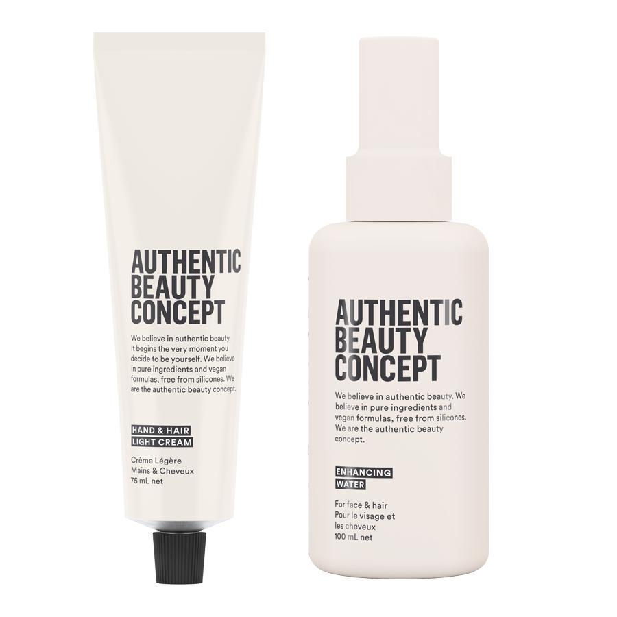 Light Hand & Hair Cream etEnhancing Water