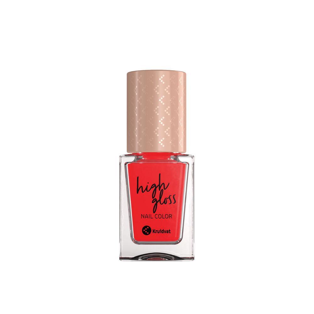 High Gloss Nail Color '160 Red Fury'