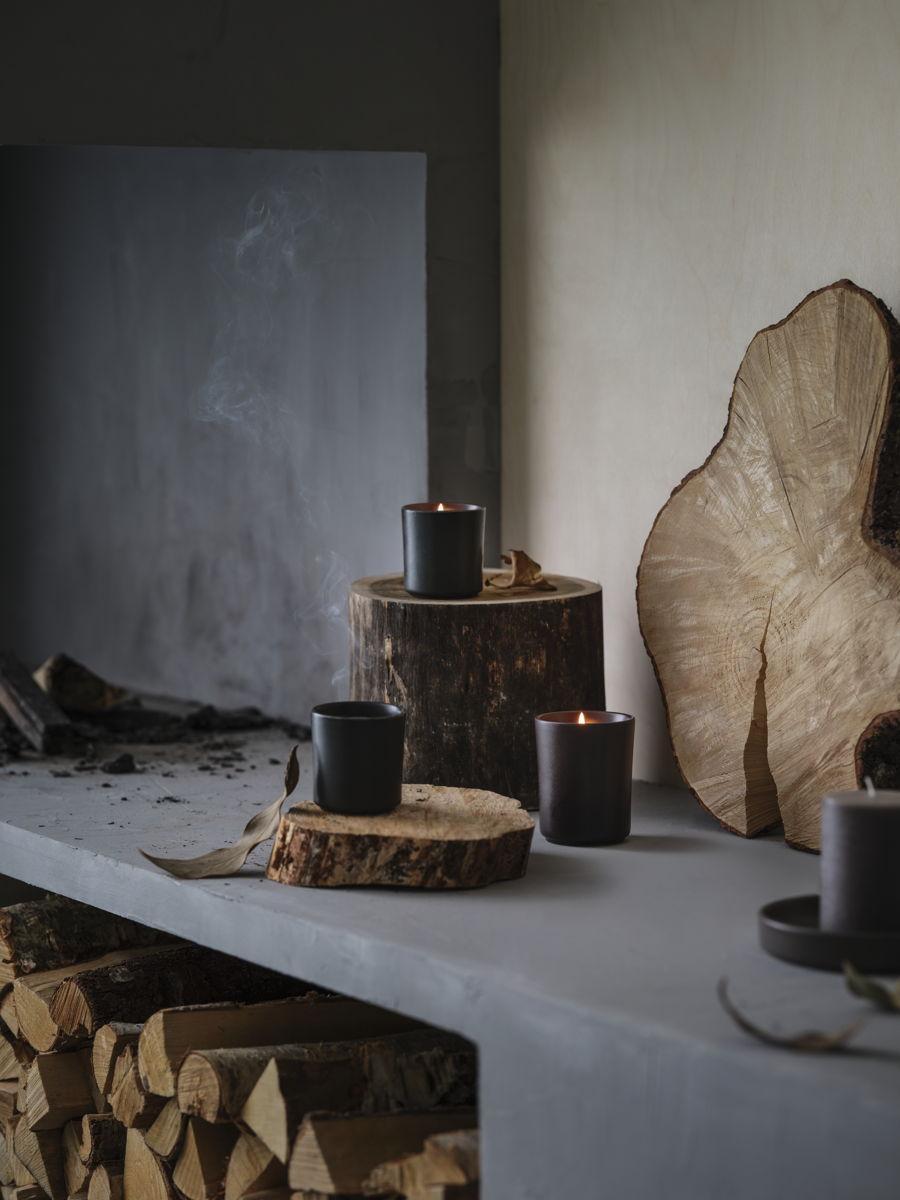 Les bougies parfumées BEHJÄRTAD