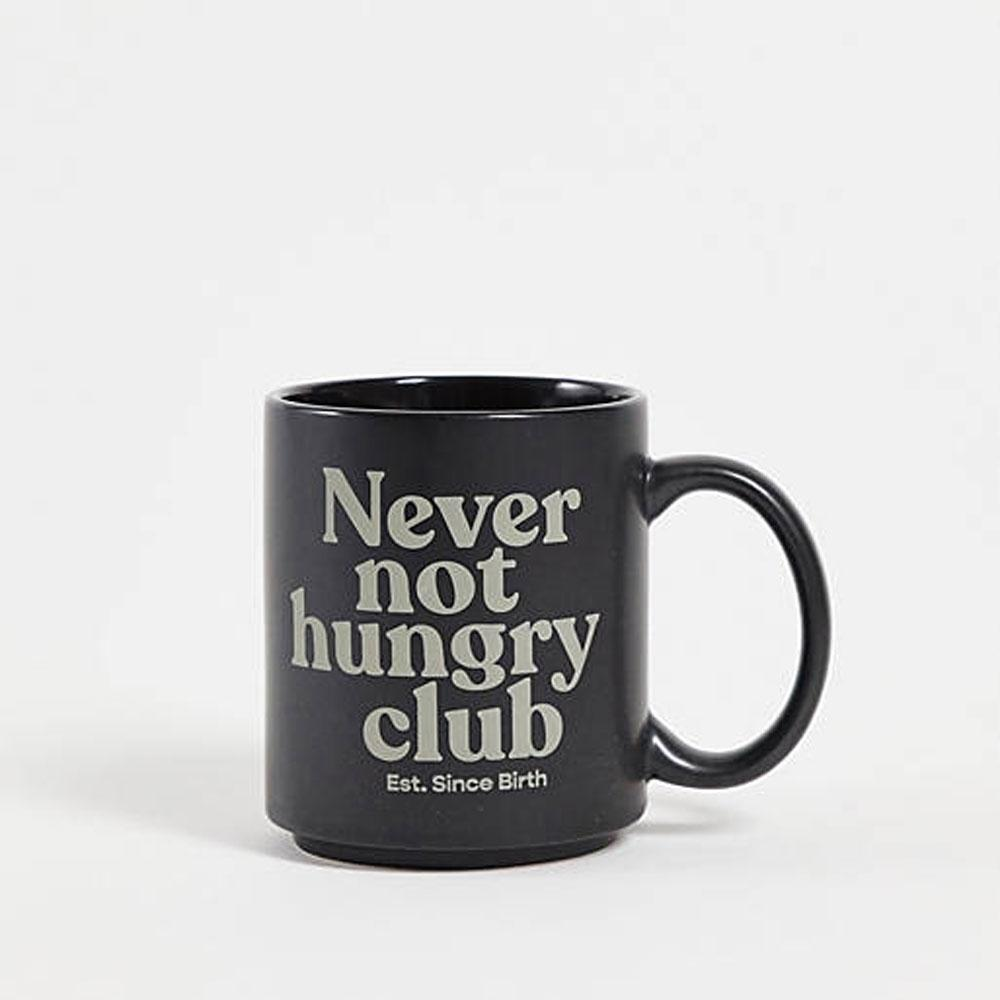 Mok 'never not hungry club'