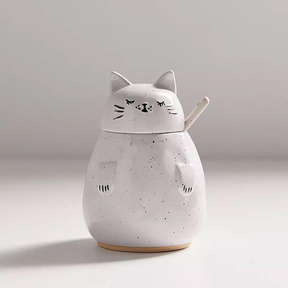Suikerpotje kat