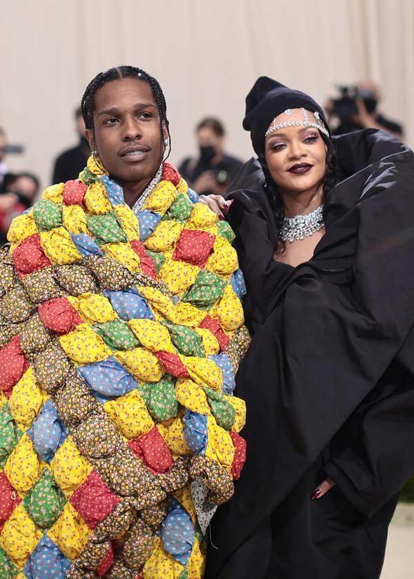 Rihanna enA$AP Rocky