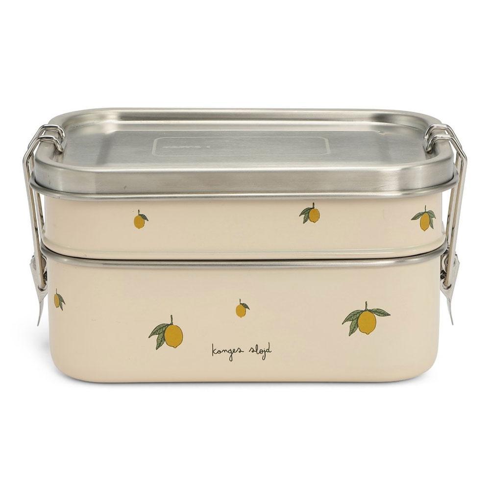 Tweedelige lunchbox