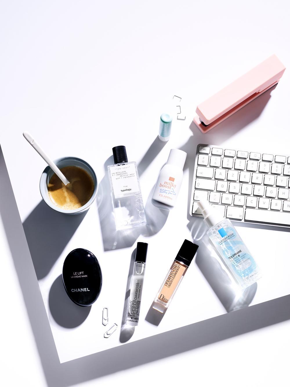 beauty kantoorlucht