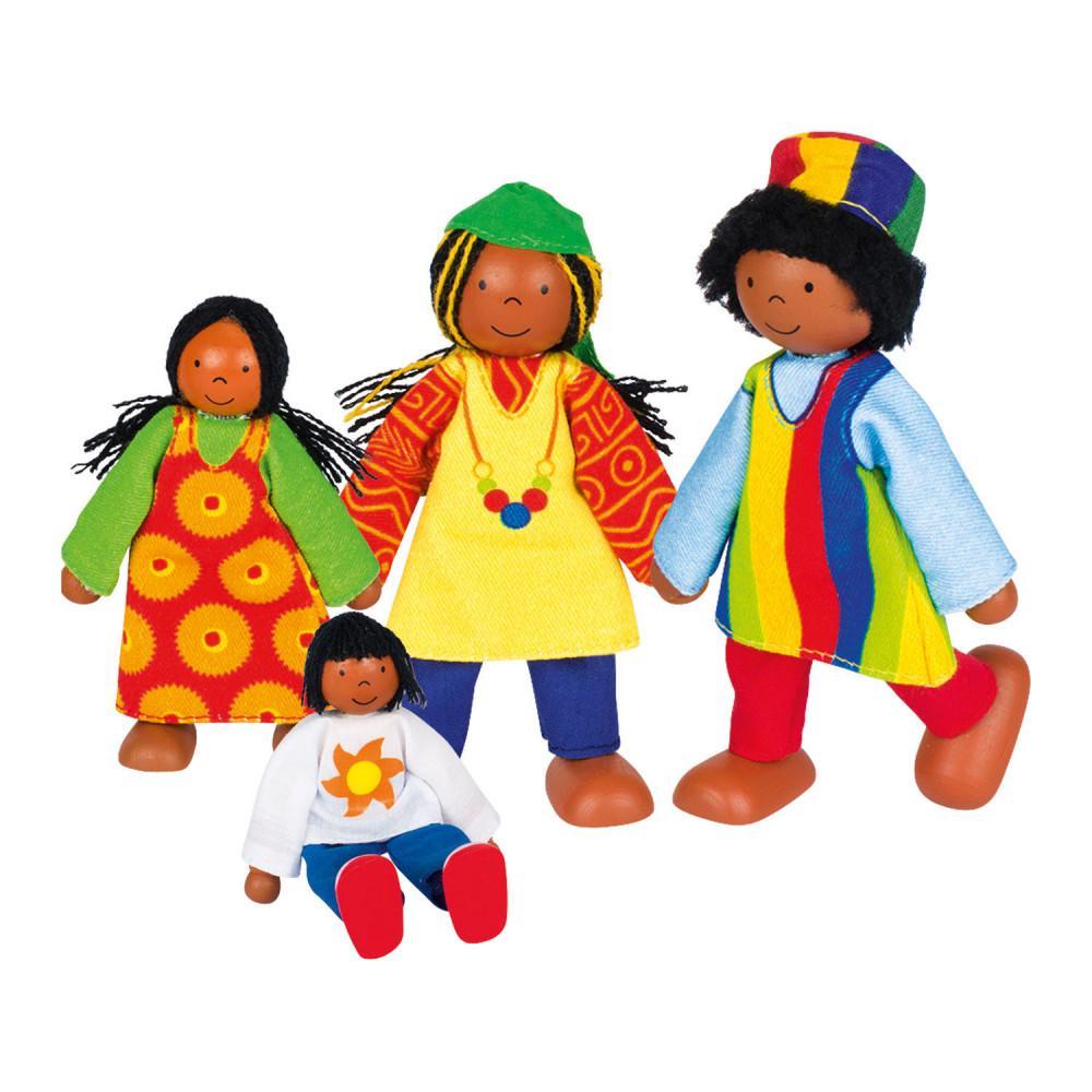 multicultureel speelgoed