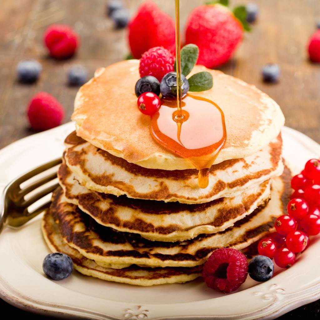13 recettes salées et sucrées avec des pancakes