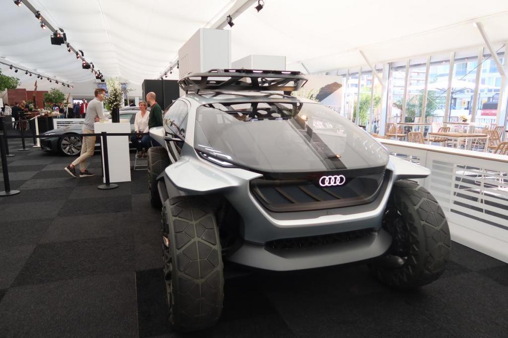 Audi pakt uit met deze stoere concept car.