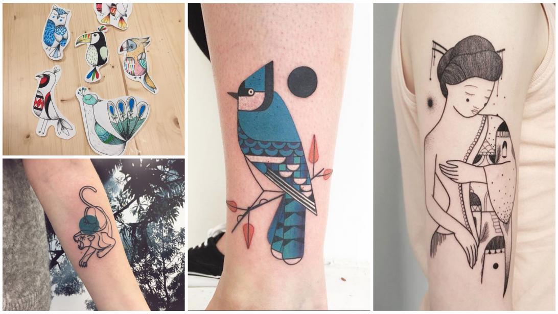 tatouage: 4 artistes locaux hyper doués à qui confier votre peau