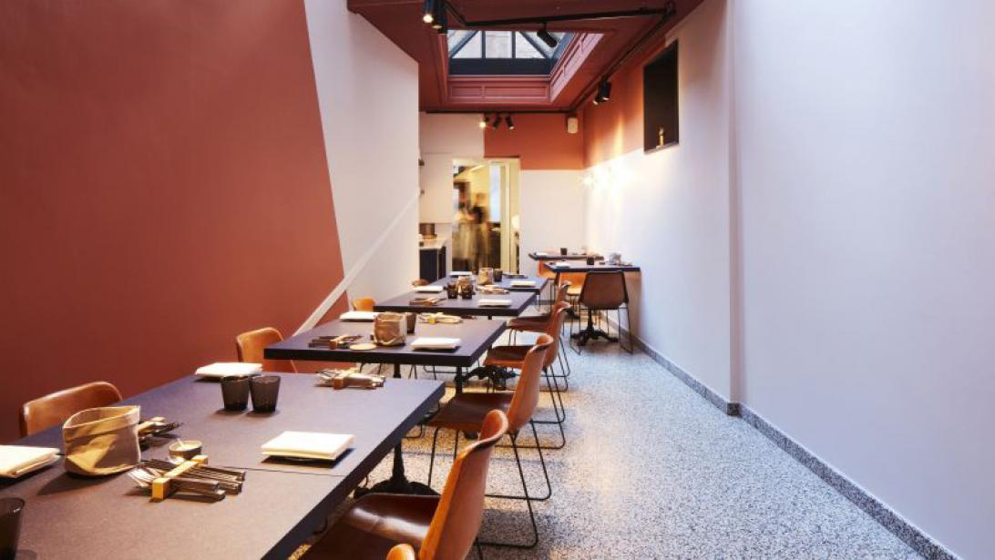 Design Keuken Gent : Souvenir: nordic keuken in hartje gent