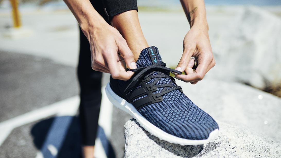 Nouvelle Adidas Ultra Boost Parley en plastique recyclé