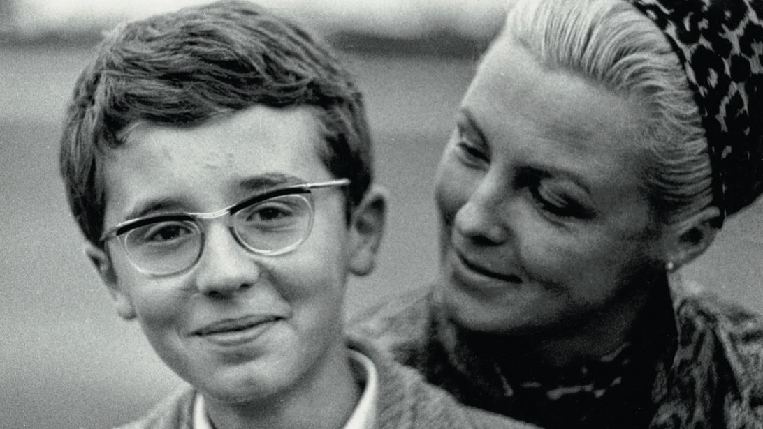 L'instantané: Philippe Geluck raconte sa photo d'enfance
