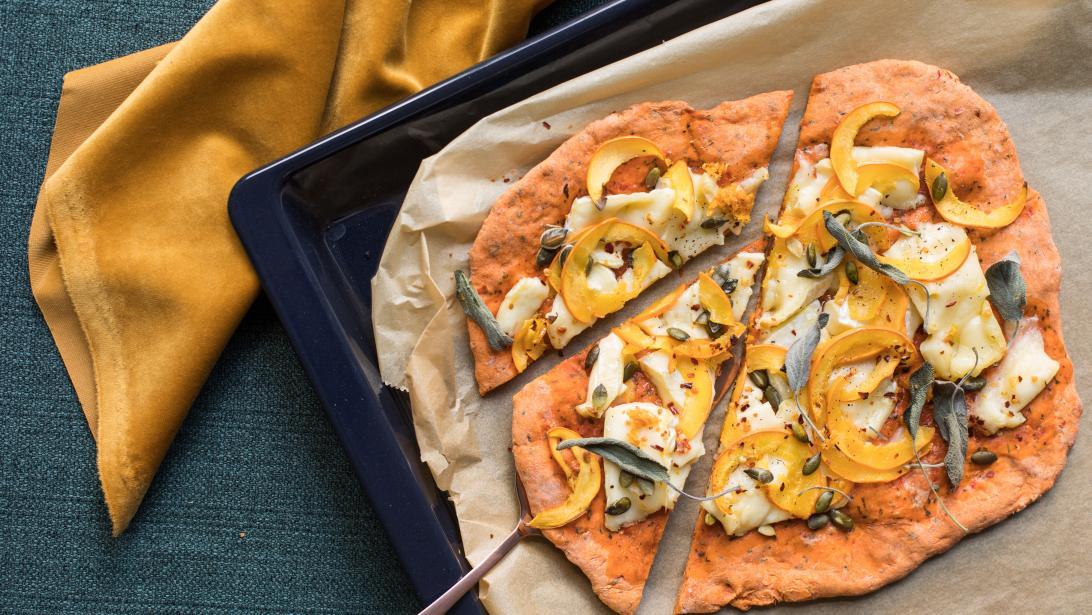 Zo maak je een gezonde pizzabodem op basis van groenten