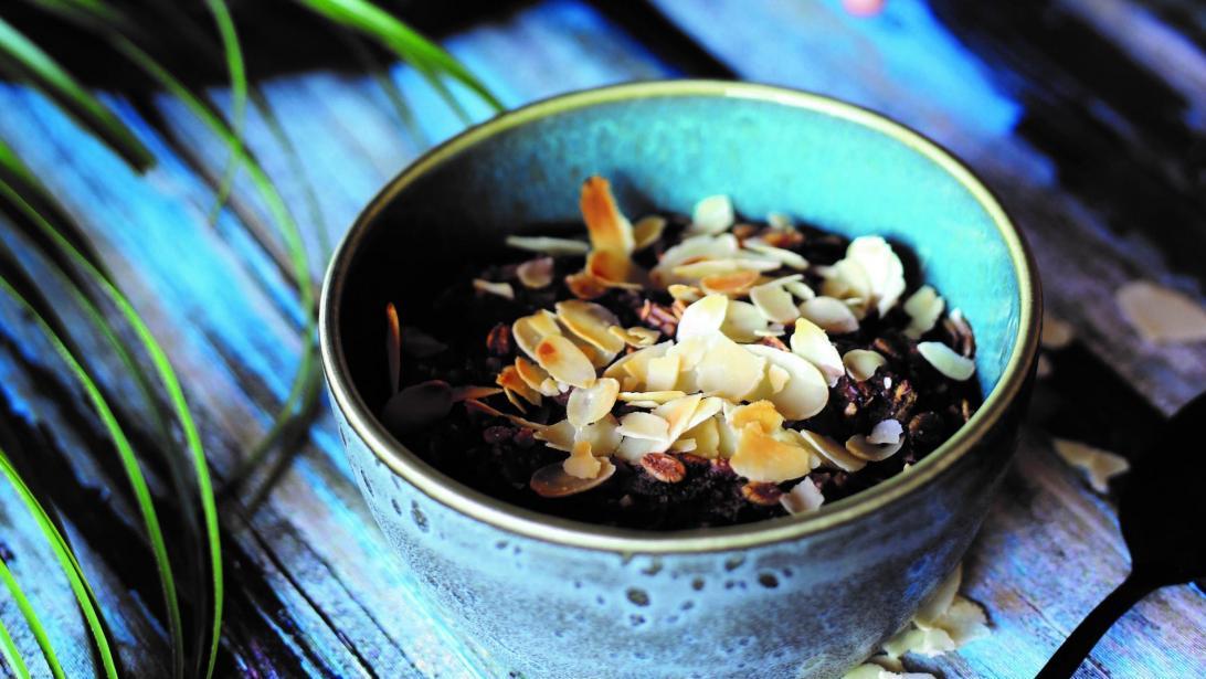 Fit & slank dagmenu: van chocolade ontbijt tot een heerlijke zalmburger
