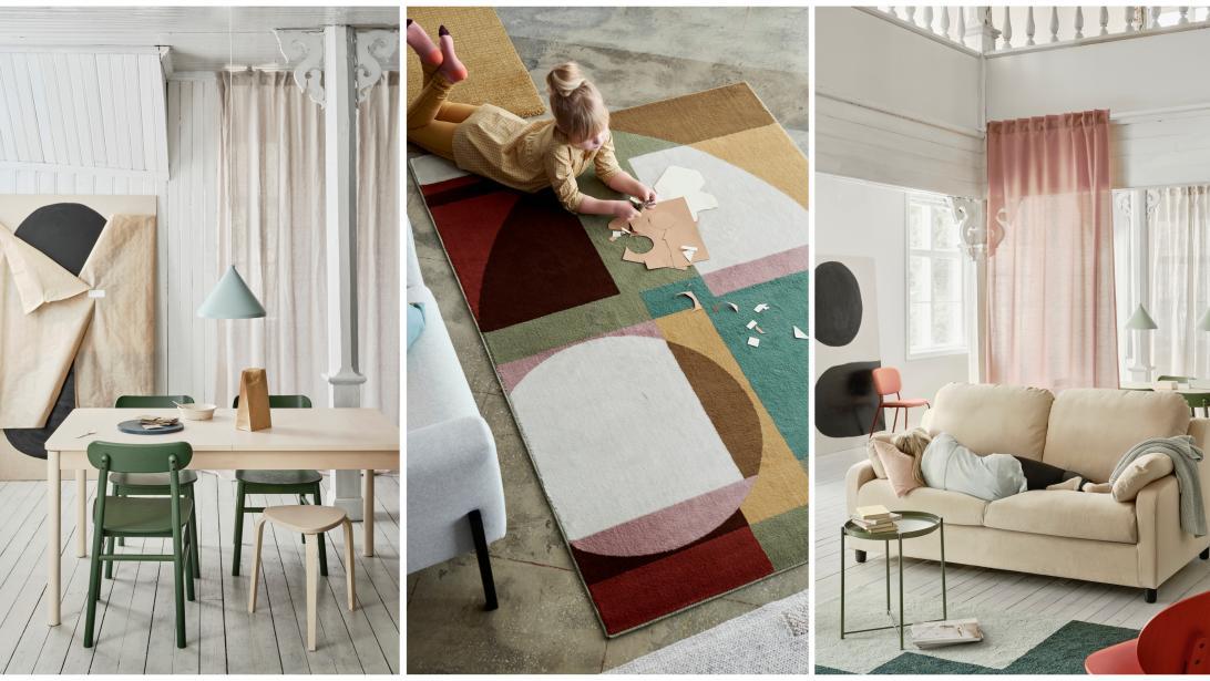 La Nouvelle Collection Ikea Va Vous Donner Envie D Etre En Automne Gael