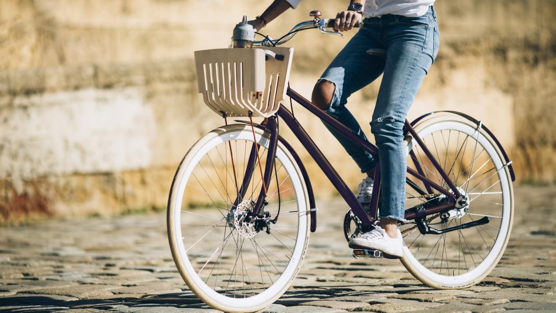 Gagnez une machine Nespresso Vertuo et un vélo original réalisé à partir de capsules recyclées (val. 1.530€)