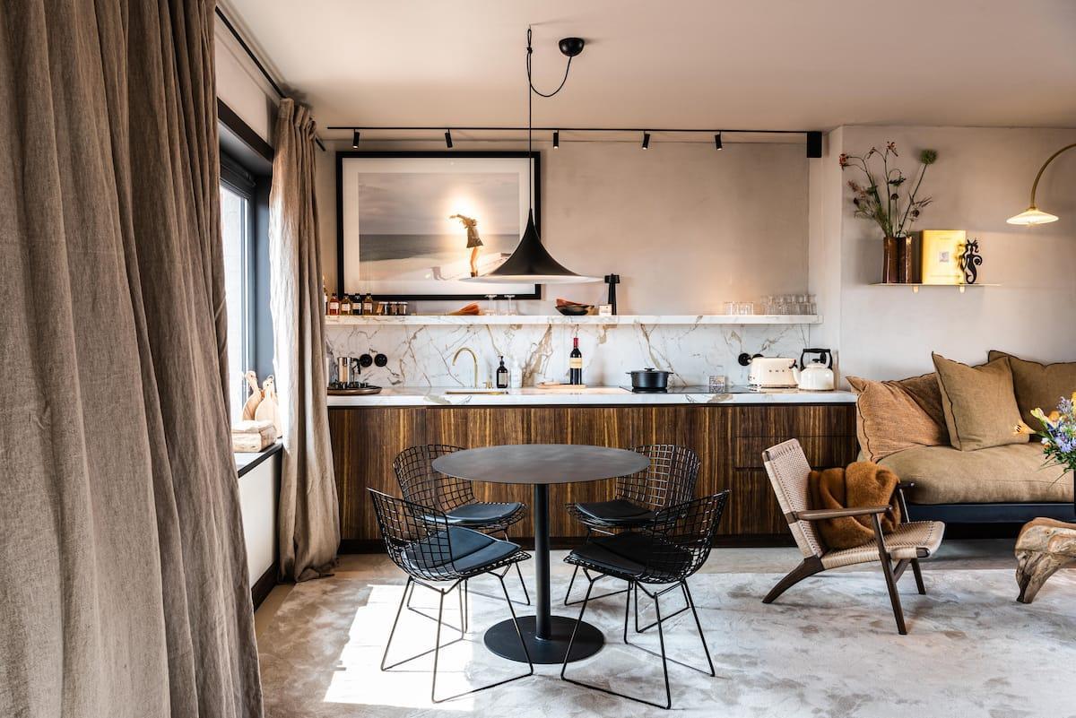 Luxueuze penthouse in Nieuwpoort