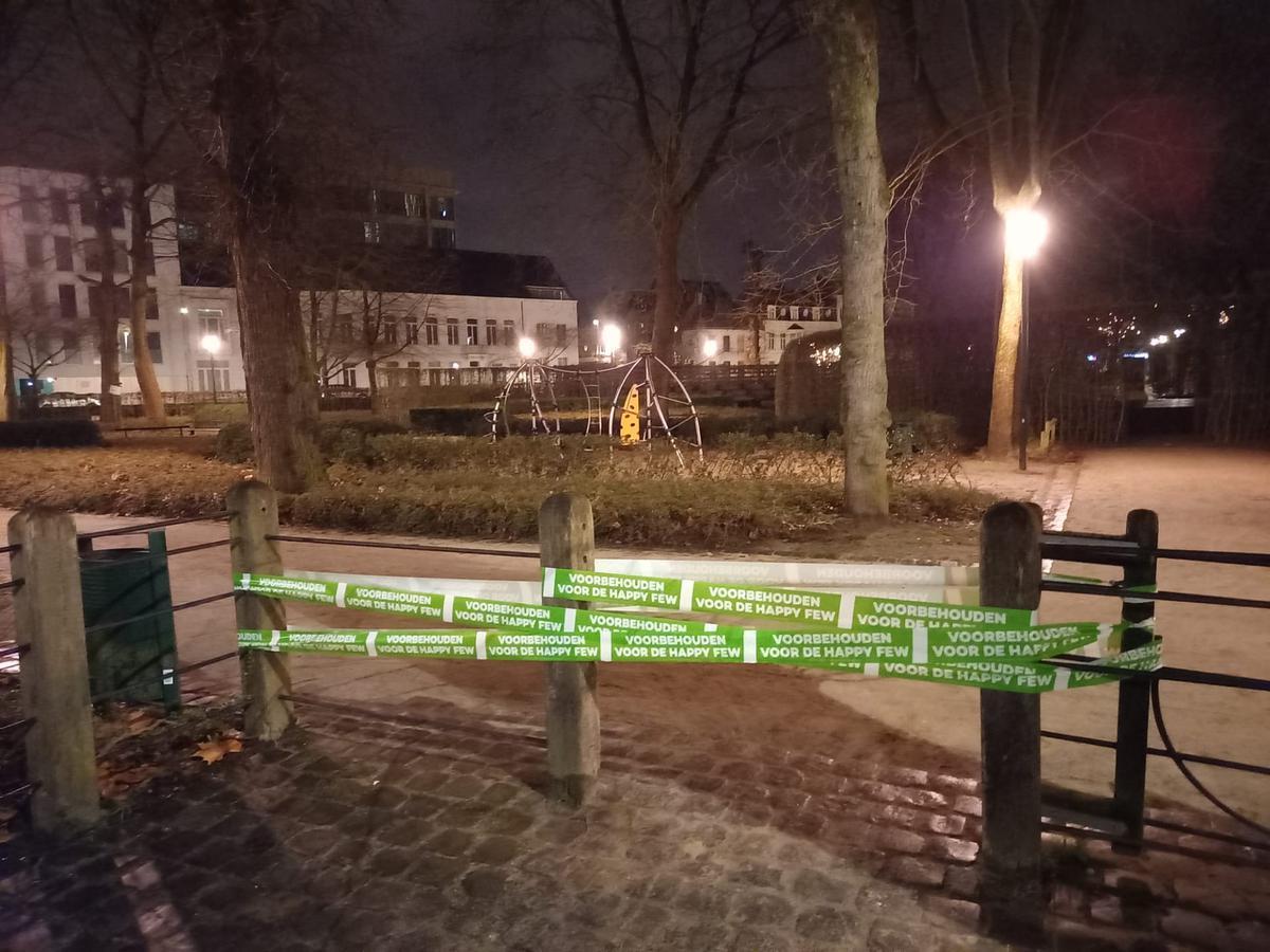 't Plein in Kortrijk© gf