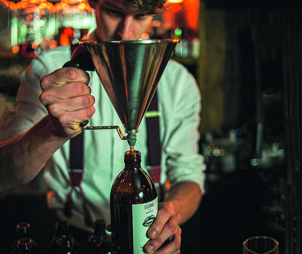 cocktail- en wijnbars in Antwerpen