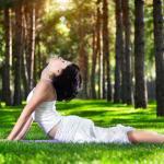 Yoga dans le Bois de la Cambre - BRUXELLES
