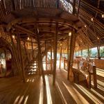 Bamboo House,Bali, Indonésie