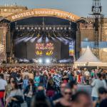 Le Brussels Summer Festival - BRUXELLES