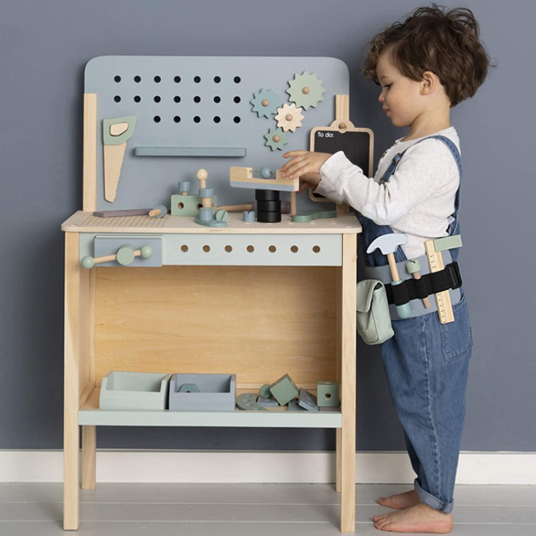 items op kinderformaat