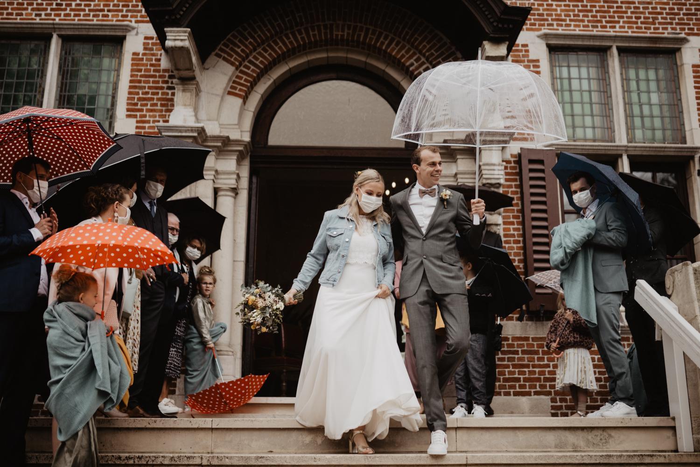 Burgerlijk huwelijk Wuustwezel
