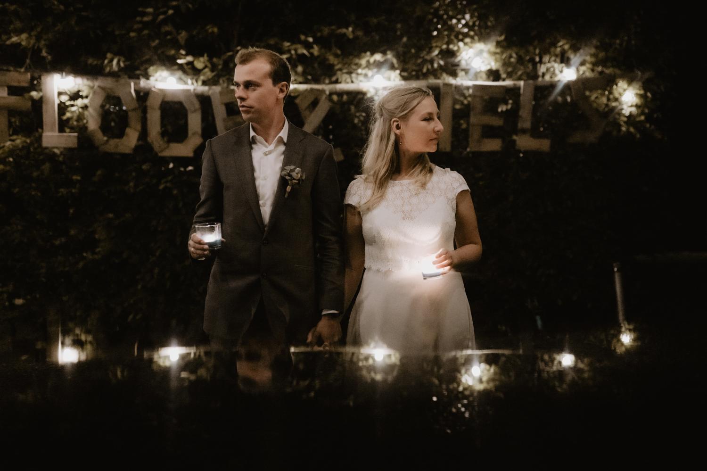 Fotoshoot trouwfeest