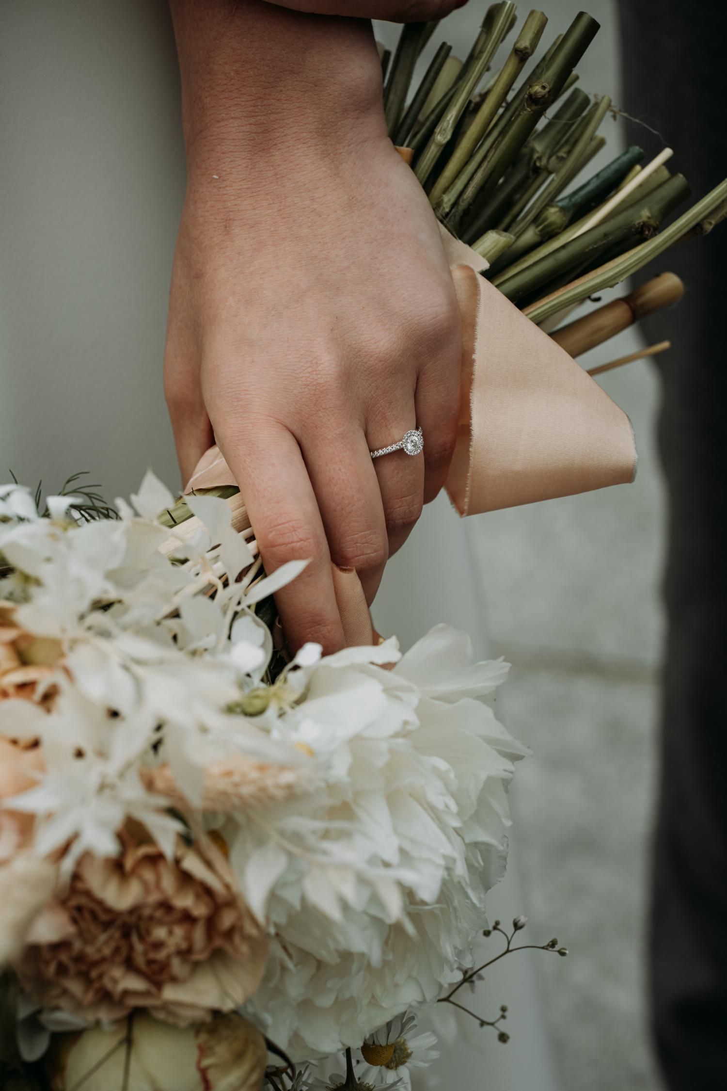 Lotte en Frederick over hun bruiloft
