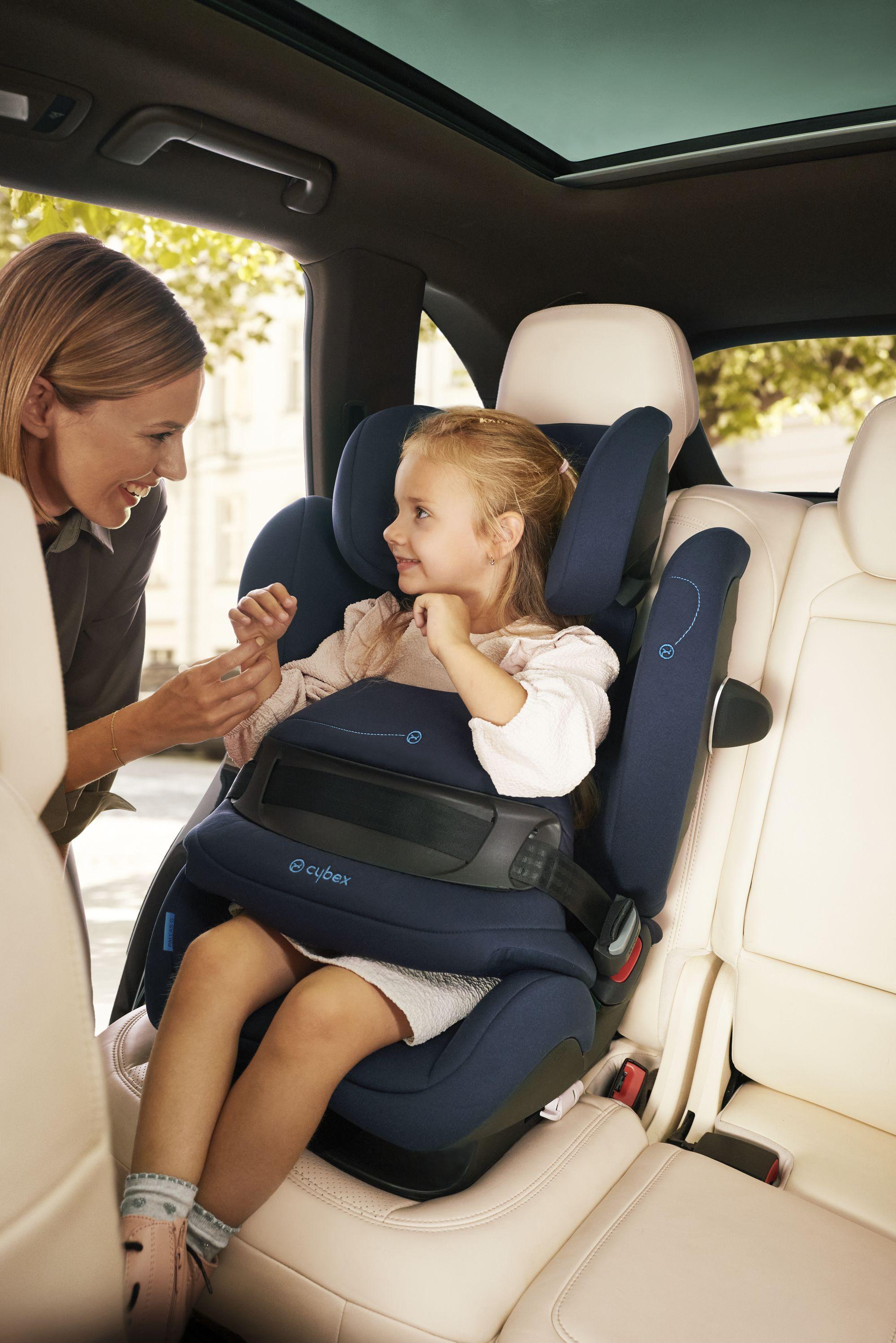 autostoelen met veilige extra's