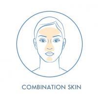 huidtype gecombineerde huid kenmerken