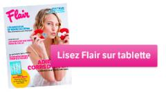 lire Flair magazine tablette ipad
