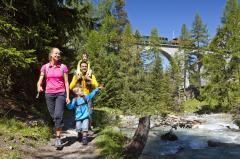 Vacances insolites en Suisse avec les enfants