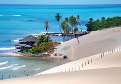Natal une ville dans les dunes