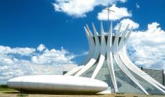 Cathédrale de Brasilia