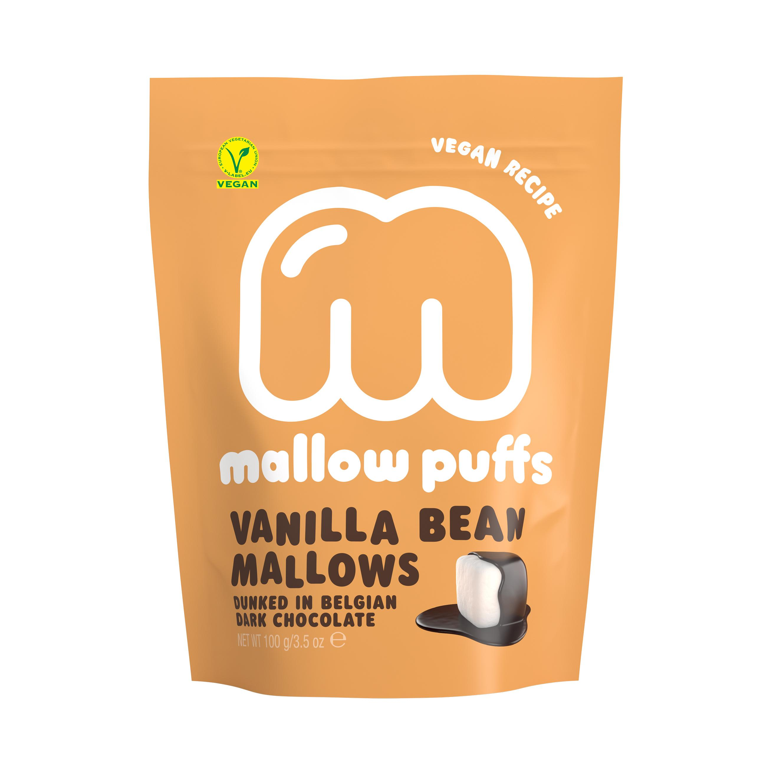 Mallow Puffs van Barú (100 g)