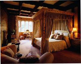 Tudor Suite van Fawsley Hall