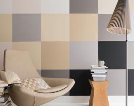 Diy Comment Peindre Un Motif Géométrique Sur Un Mur