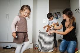 Les meilleures solutions de rangement pour les enfants