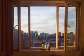 Ouvrir grand les fenêtres pour bien aérer