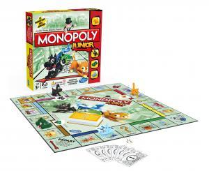 Plateau de jeu Monopoly Junior
