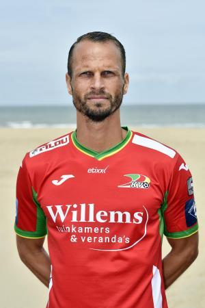 David Rozehnal sloot zijn Belgische voetbalcarrière in 2018 af bij KVO Oostende.©ERIC LALMAND BELGA