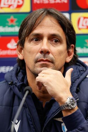 Simone Inzaghi is een coach die vasthoudt aan zijn verdedigende organisatie©BRUNO FAHY BELGA