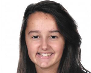 Steffi was een sportieve, slimme, creatieve en goedlachse meid, die goed wist wat ze wilde, vertellen haar ouders.© GF